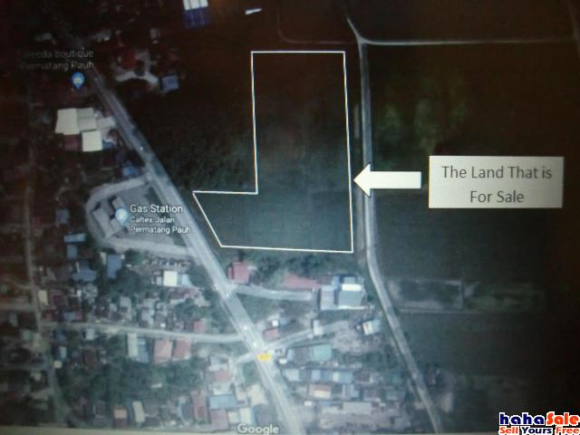 Freehold Land for Property Development in Permatang Pauh, Penang Permatang Pauh Penang | hahaSale