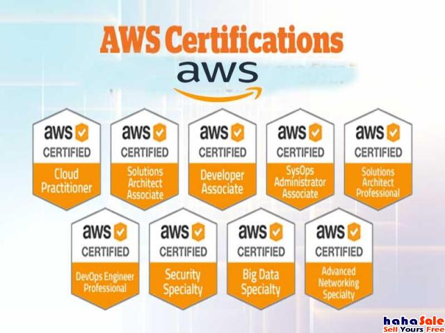 Amazon AWS certification 100% Guaranteed Pass Without Exam in 3days Bukit Timah Singapore | hahaSale