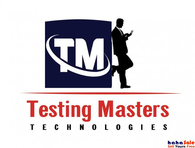 Best Online Training institutes for Selenium,Web services, ETL Testing Courses-Testing Masters Bau Sarawak | hahaSale