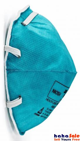 3M 1860 N95 Particulate Respirator and Surgical Mask (Box of 20) Old Klang Road Kuala Lumpur   hahaSale