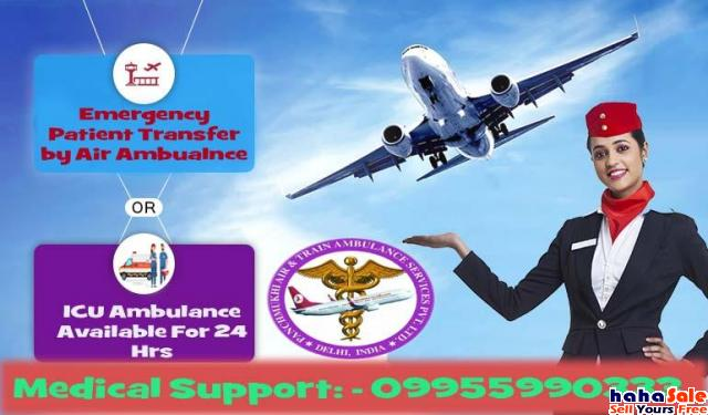 Emergency Charter Panchmukhi Air Ambulance in Varanasi at Low-Cost Bukit Batok Singapore | hahaSale