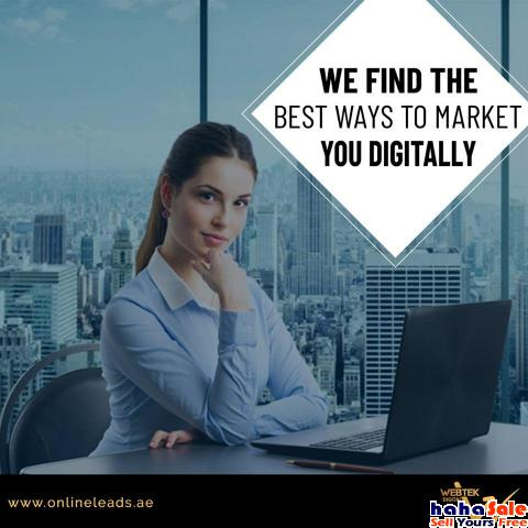 Get in touch with leading online marketing company in Dubai to boost your brand's popularity Setiu Terengganu | hahaSale