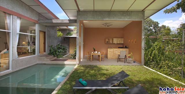 Hotel With Private Pool in Room Malaysia - Ambong Pool Villas Langkawi Kedah | hahaSale