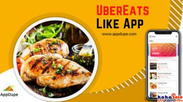 Create your food delivery empire with UberEats like app Menumbok Sabah | hahaSale