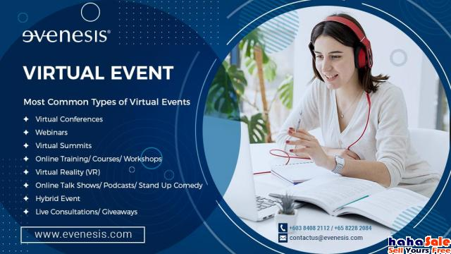 Event Planning Could Not Get Better with Evenesis Bukit Jalil Kuala Lumpur | hahaSale