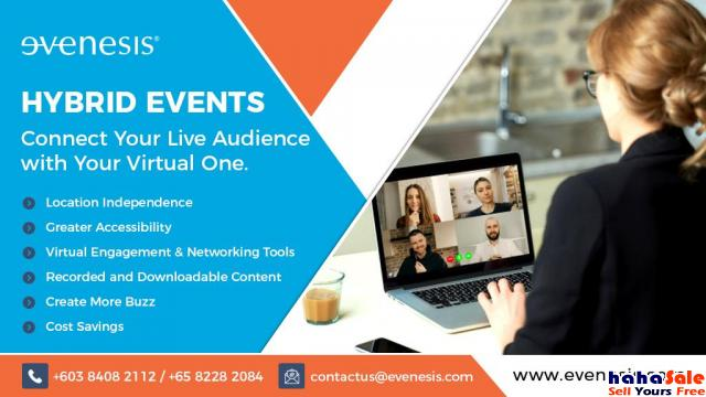 Complete Assistance from Start to End in Online Event Management Bukit Jalil Kuala Lumpur | hahaSale