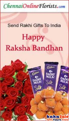 Send Rakhi Gifts to Chennai Online at Cheap Price-Same Day Delivery in 3-4 Hours Asahan Melaka | hahaSale