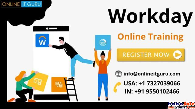 Workday course | workday online course Hougang Singapore | hahaSale