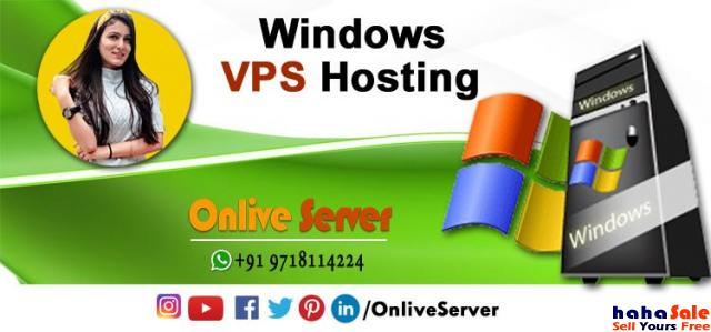 Amazing services of Window VPS hosting by Onlive Server Chaah Johor | hahaSale