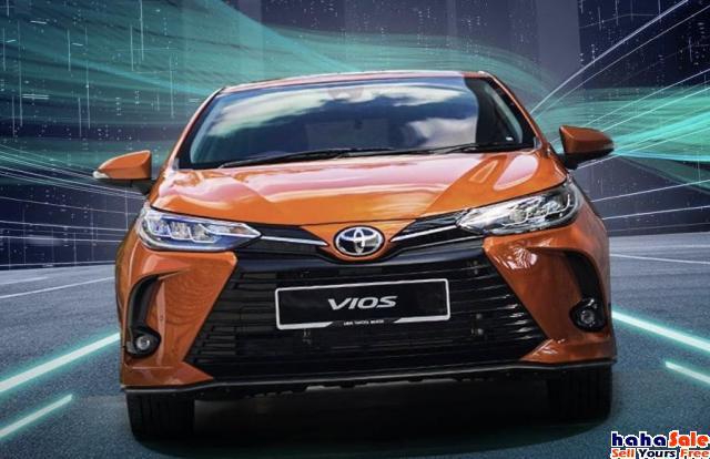 2021 Toyota Vios 1.5G-Great Promotion & Zero SST NEW Puchong Selangor | hahaSale