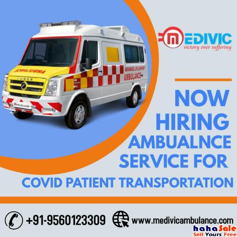 Receive Helping Hand Emergency Ambulance Service in Patna by Medivic Padang Rengas Perak | hahaSale