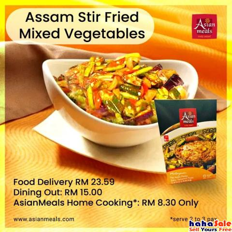 Want Something Tasty to Eat But Don't Want to Dine Out? Kepong Kuala Lumpur | hahaSale