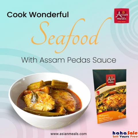 Make Your Meals Delicious with AsianMeals Assam Pedas Sauce Kepong Kuala Lumpur | hahaSale
