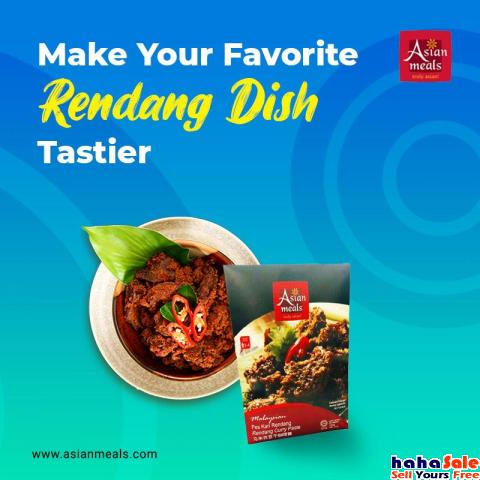 Are You Looking to Attain Outstanding Taste in Your Rendang  Dishes? Bukit Gambir Johor | hahaSale