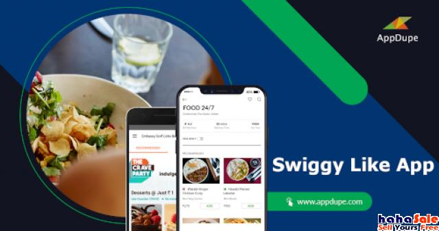 Drive your food business to victory with the Swiggy Clone Kangar Perlis | hahaSale