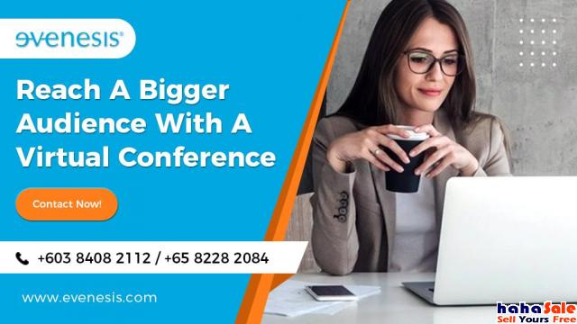 Virtual Conferences are now better Bukit Jalil Kuala Lumpur | hahaSale