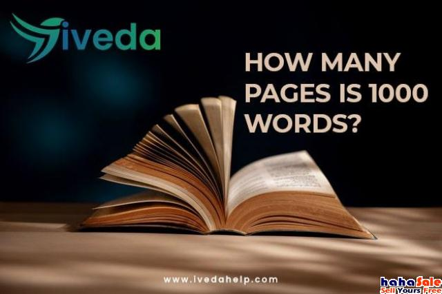 how many pages is 1000 words Lenggeng Negeri Sembilan | hahaSale