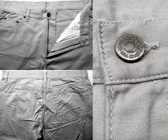 Eddie Bauer Relaxed Fit Five-Pocket Cotton Twil Pants - 9001