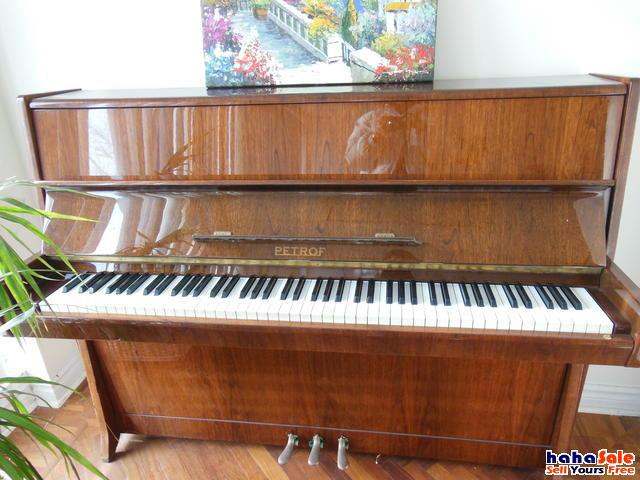 PETROF BRAND PIANO FOR SALE   | hahaSale