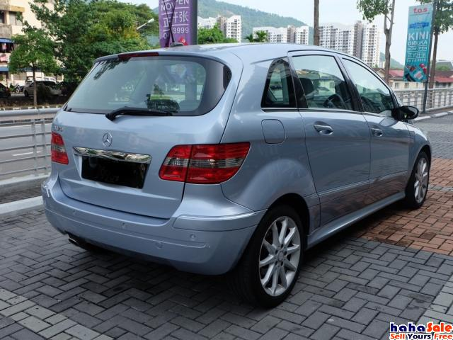mercedes benz b170 avantgarde georgetown penang hahasale. Cars Review. Best American Auto & Cars Review