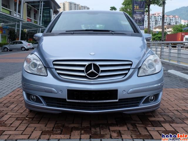 mercedes benz b170 avantgarde georgetown penang hahasale 3. Cars Review. Best American Auto & Cars Review